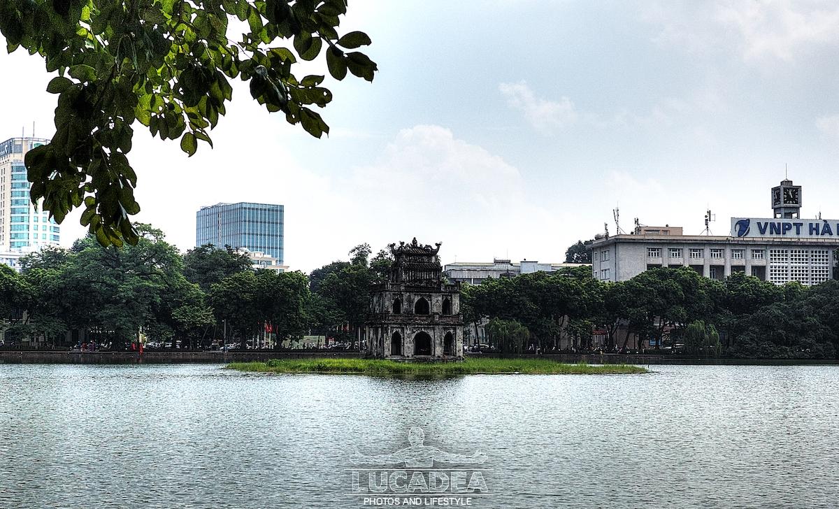 Torre della Tartaruga ad Hanoi