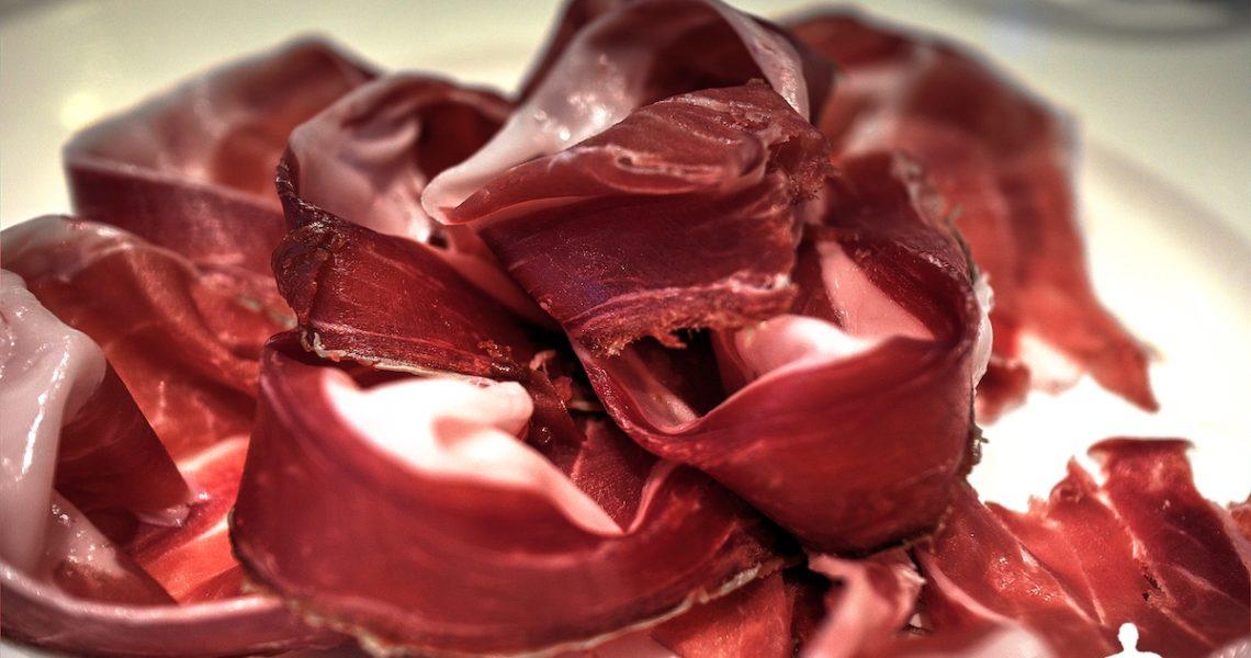 Un bel piatto di jamon serrano