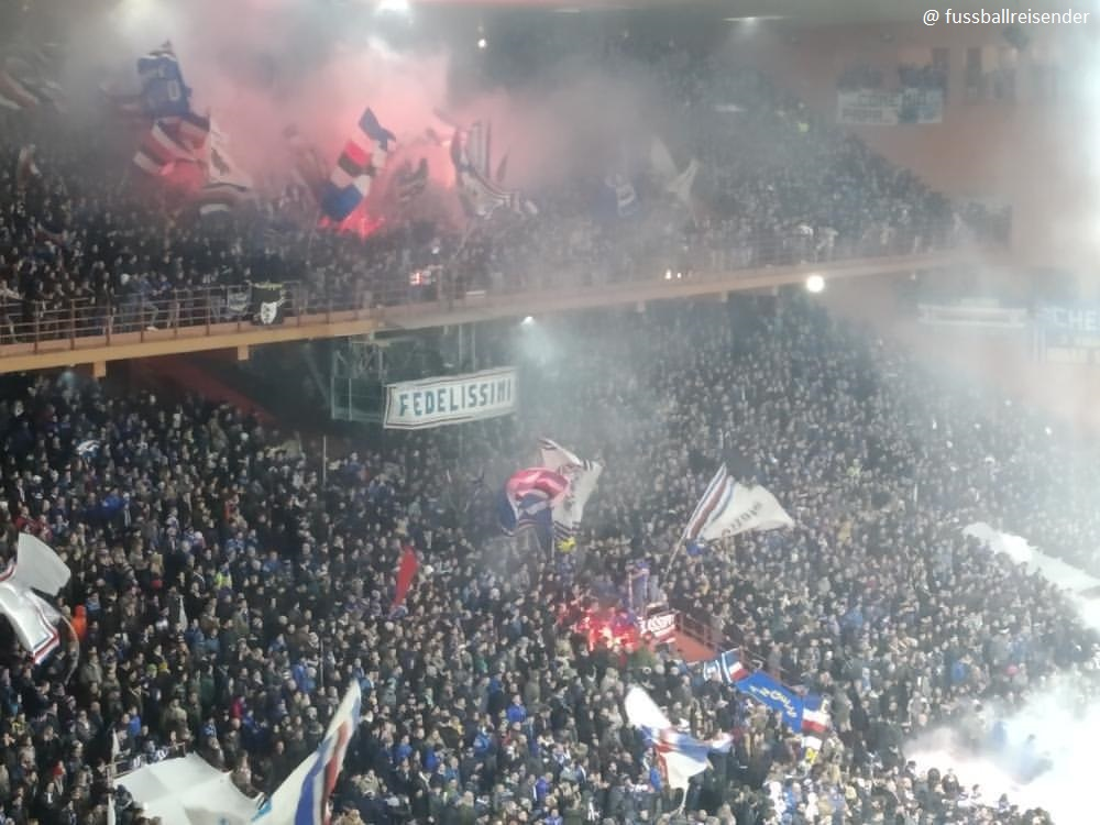 Genoa-Sampdoria 2019/2020