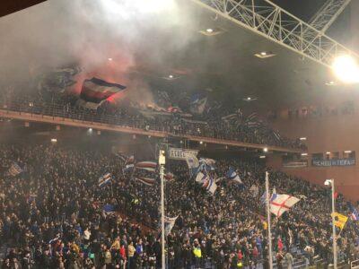 Sampdoria-Juventus 2019/2020
