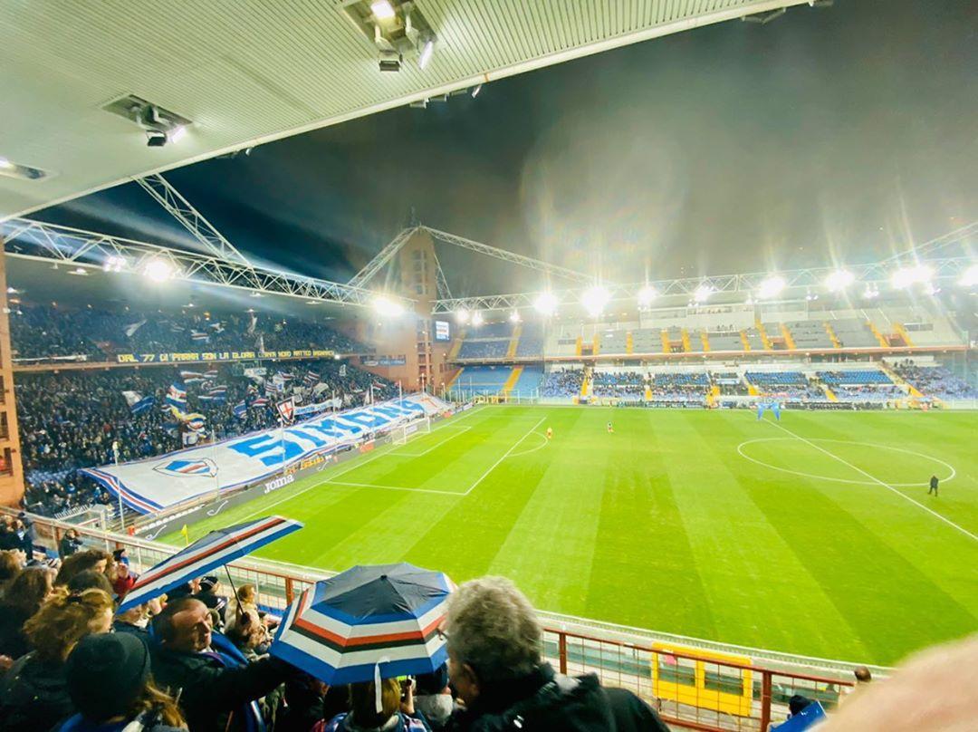 Sampdoria-Parma 2019/2020