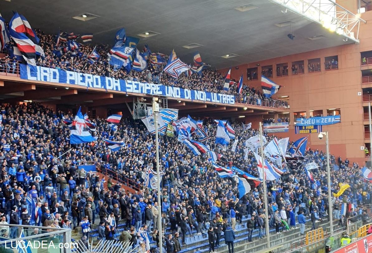Sampdoria-Brescia 2019/2020