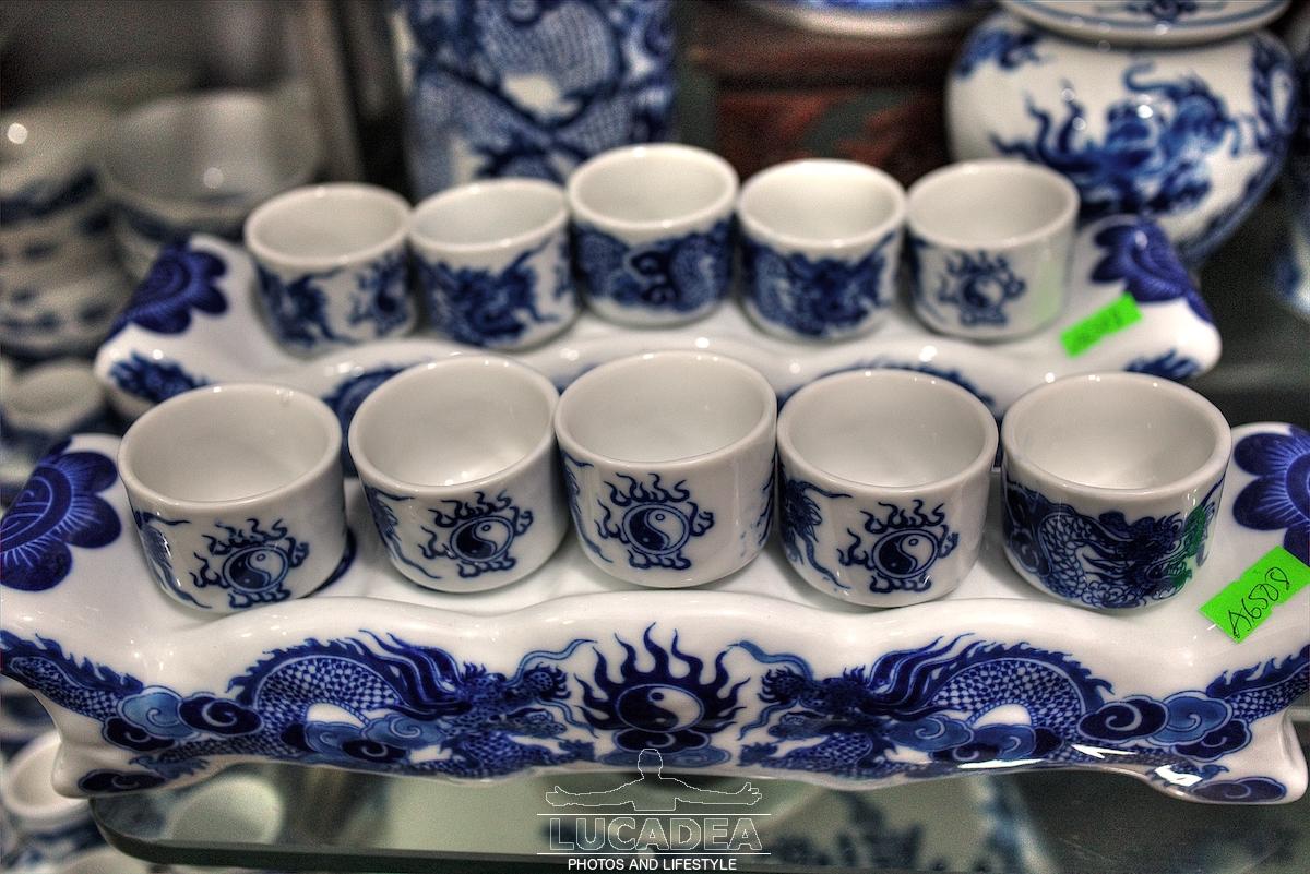 Ceramica di Bat Trang in Vietnam