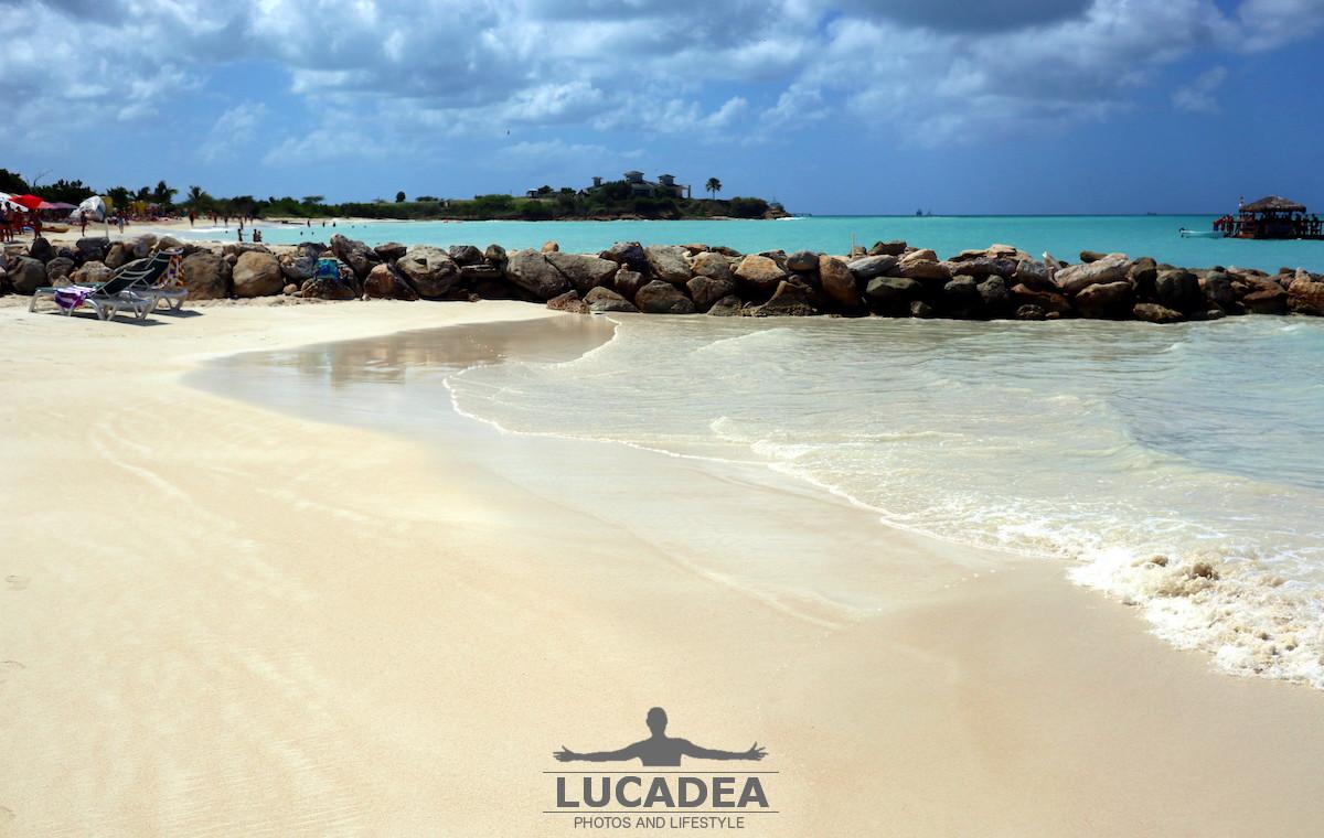 Spiagge da sogno: Dickenson Bay ad Antigua