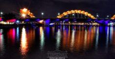 Dragon Bridge a Da Nang