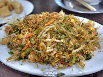 Glass noodles in Vietnam