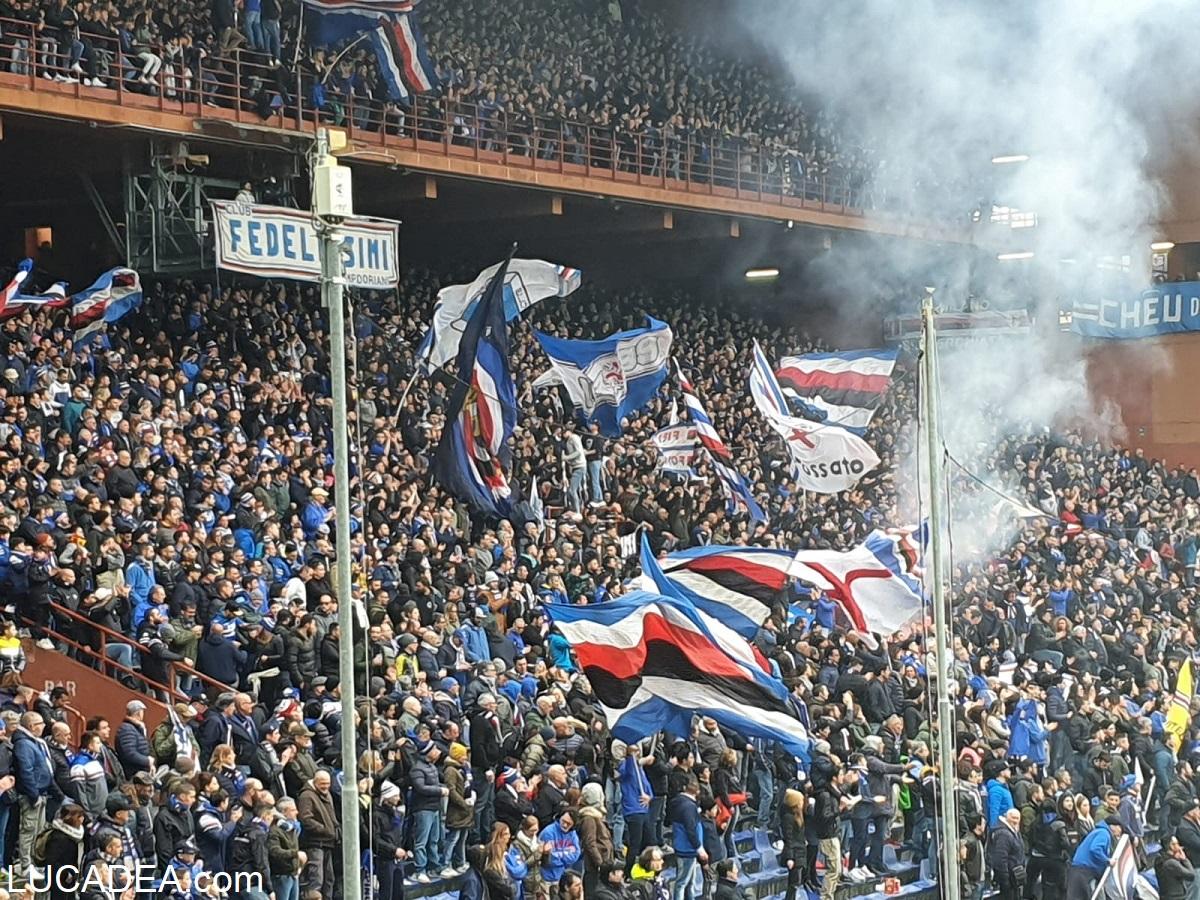 Sampdoria-Fiorentina 2019/2020