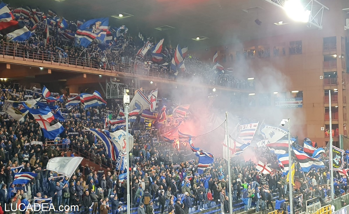 Sampdoria-Napoli 2019/2020