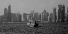 Barchetta tipica a Doha