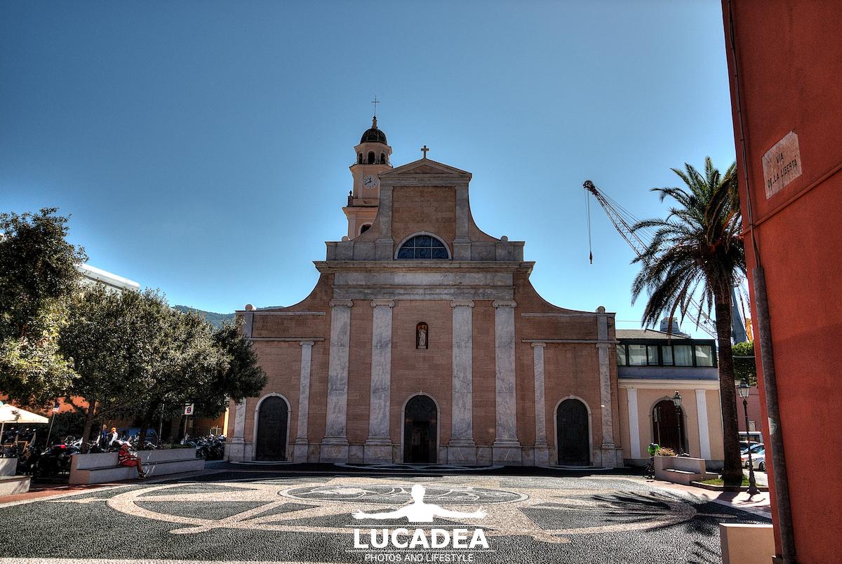 Chiesa di San Pietro a Riva Trigoso