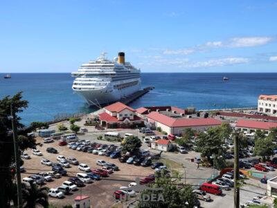 Costa Magica a Grenada