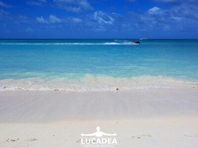 Mare e spiaggia da sogno ad Antigua