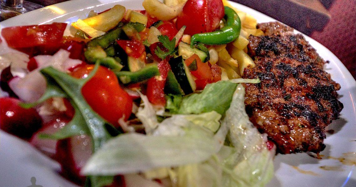 Kufta kebab a Barcellona