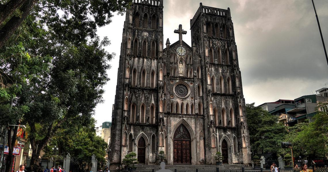 La Cattedrale di Hanoi