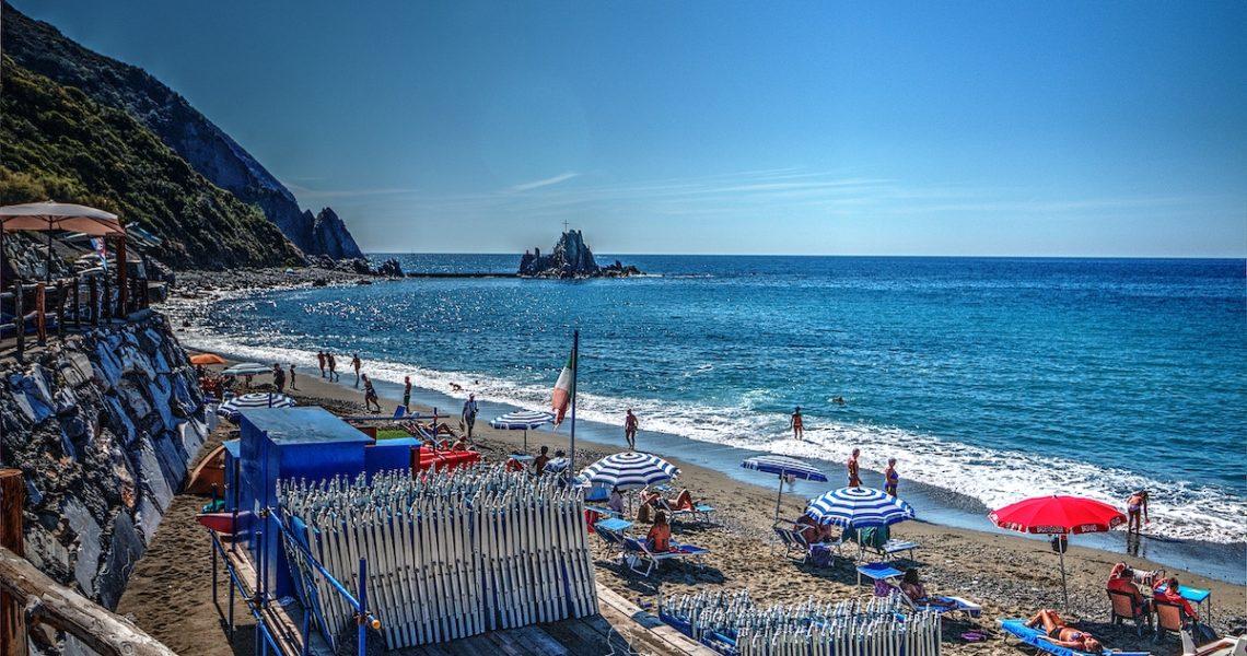La Spiaggia di Renà il 12 settembre 2019 2