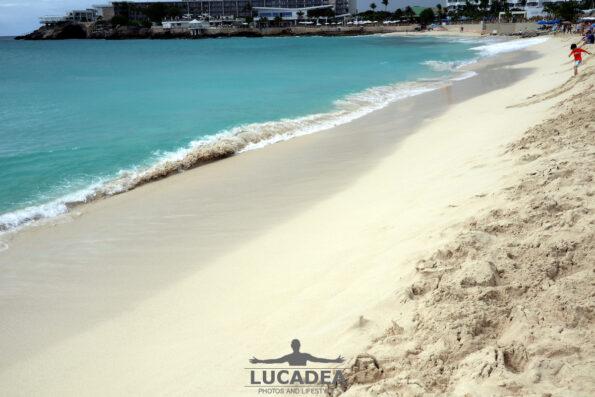 Spiagge da sogno: Maho Bay a St Maarten