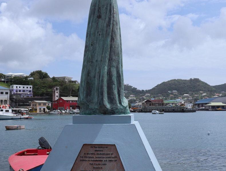 Monumento alla Bianca Costa a Grenada