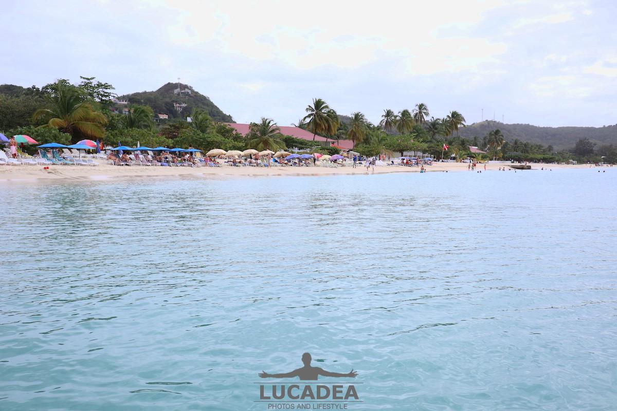 Mare da sogno: Grand Anse a Grenada