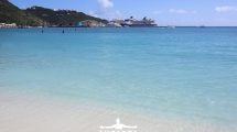 Mare da sogno: Great Bay a St Marteen