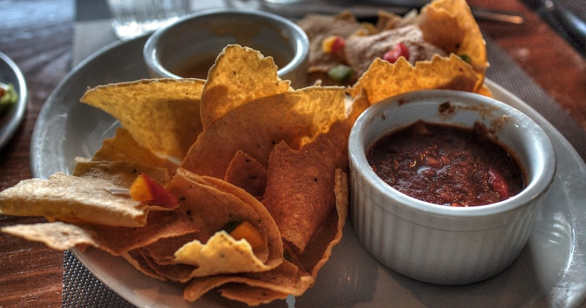Tacos a Barbados