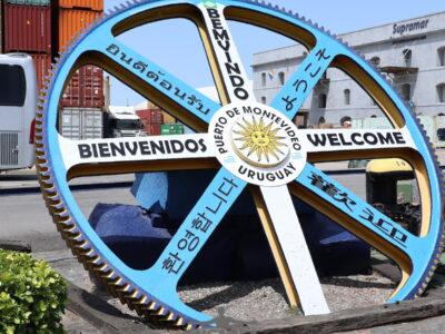 Benvenuti a Montevideo in Uruguai