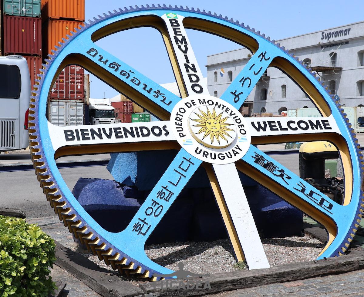 Benvenuti a Montevideo in Uruguay