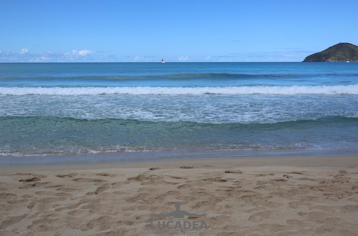 Mare da sogno: Lambert Bay a Tortola
