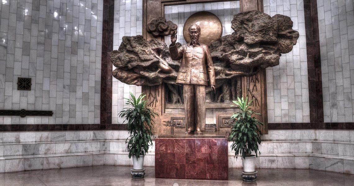 Il Museo di Ho Chi Minh ad Hanoi