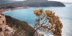 Riva Trigoso vista da Punta Manara