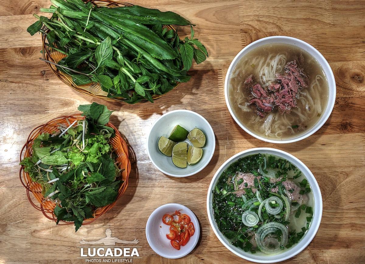 Zuppa phở bò ad Ho Chi Minh