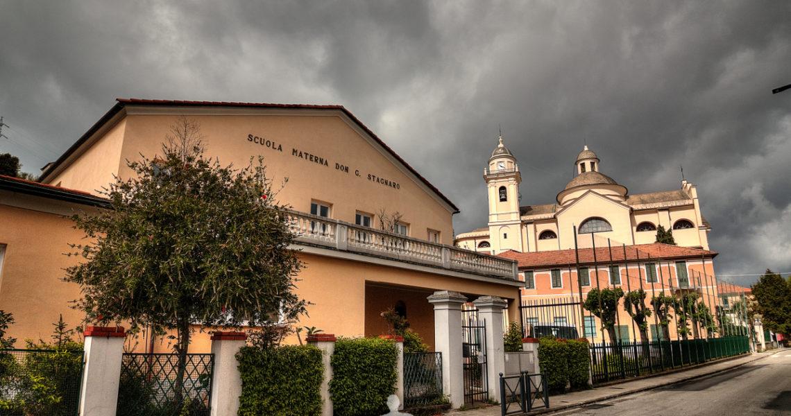 La scuola materna di San Bartolomeo della Ginestra