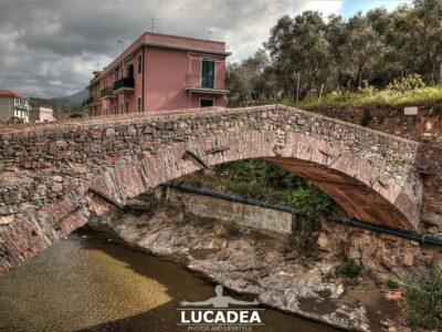 Il ponte romano a Riva Trigoso