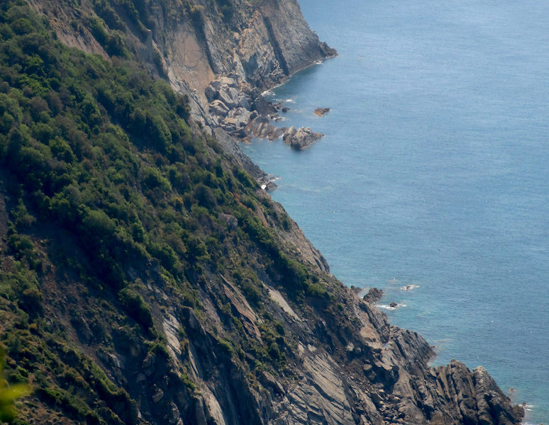 Le coste tra Riva Trigoso e Moneglia