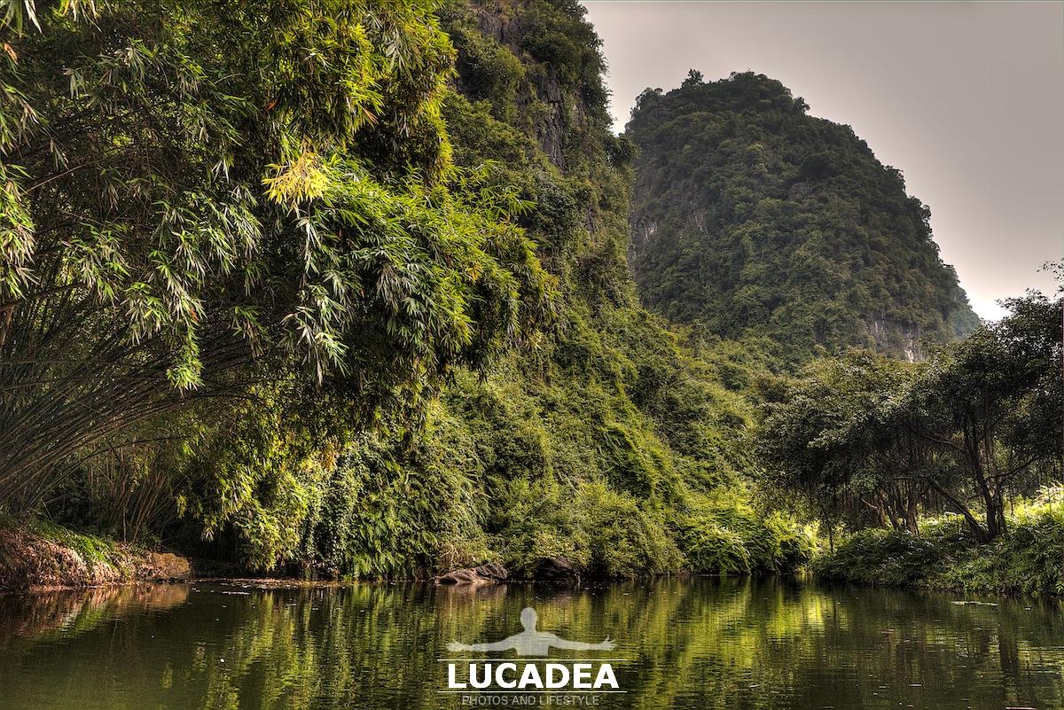 La natura quasi incontaminata del Vietnam