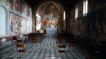 Santuario delle Grazie sopra a Chiavari, tutte le foto