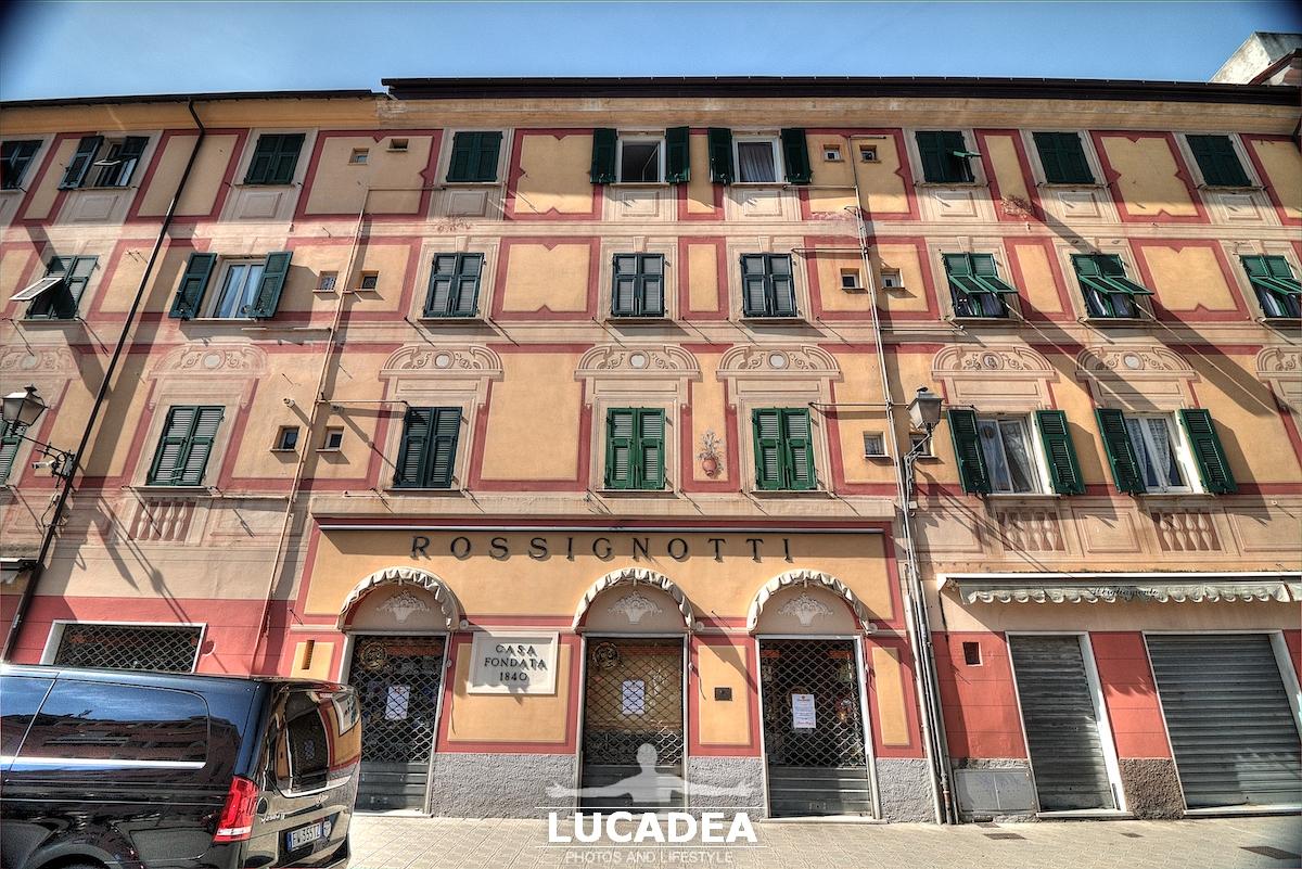 Rossignotti a Riva Trigoso