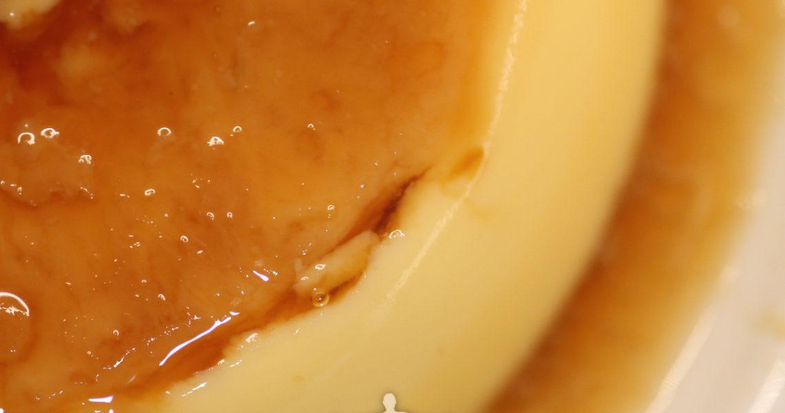 Il creme caramel, forse il mio dolce preferito