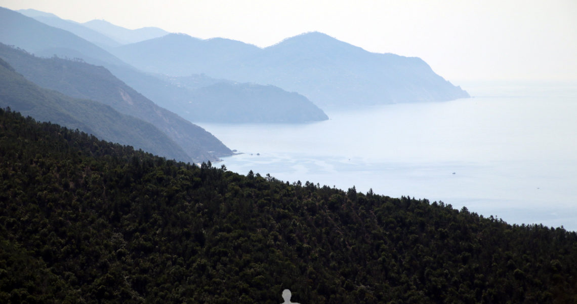 Crinale a Levante da Punta Baffe