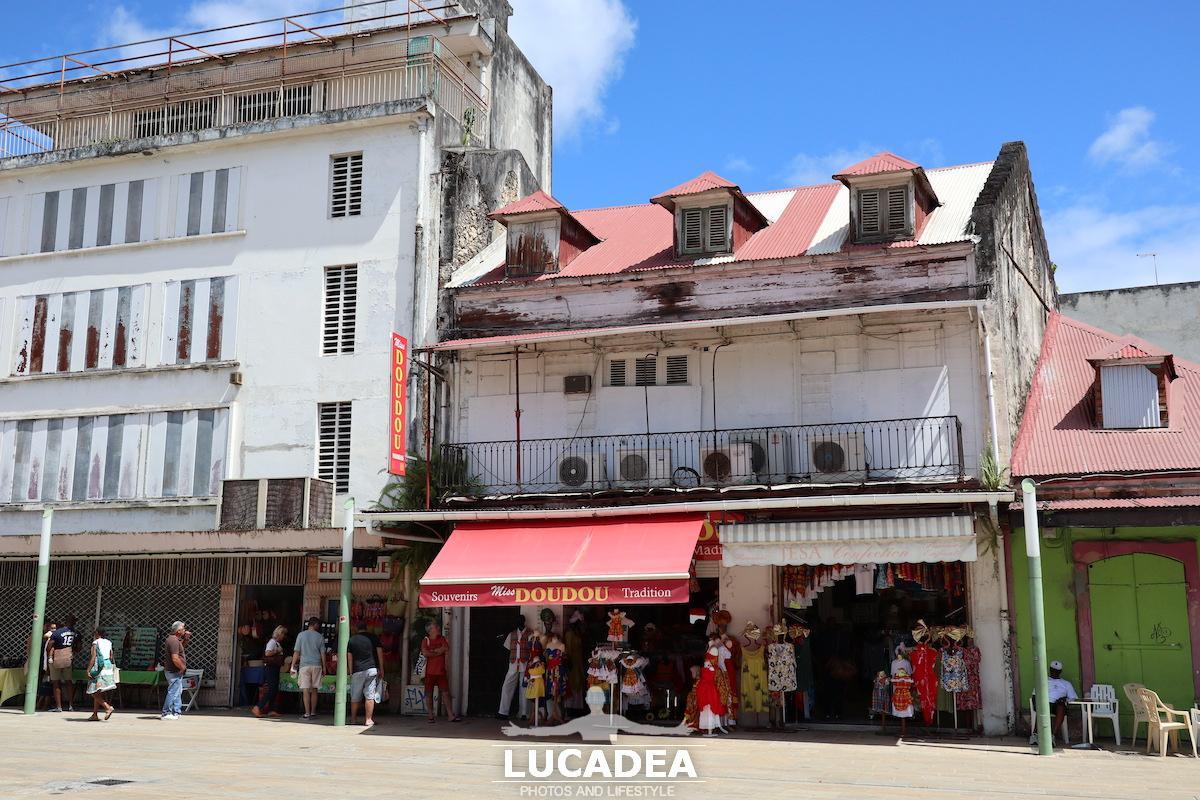 Qualche foto di Pointe à Pitre, in Guadalupa