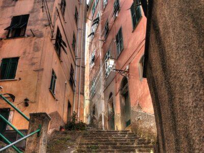 Un vicolo stretto di Riomaggiore