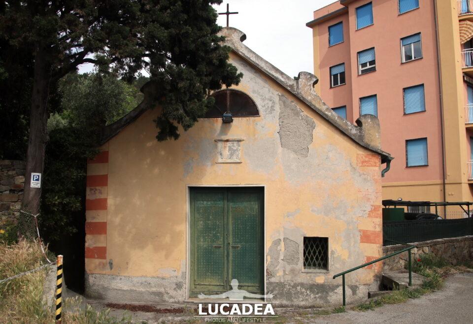 La chiesetta di San Sebastiano a Pietra Calante