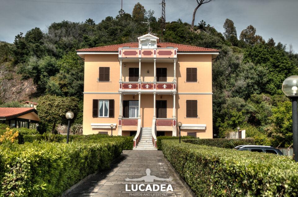 Una bella villa a Sant'Anna a Sestri Levante