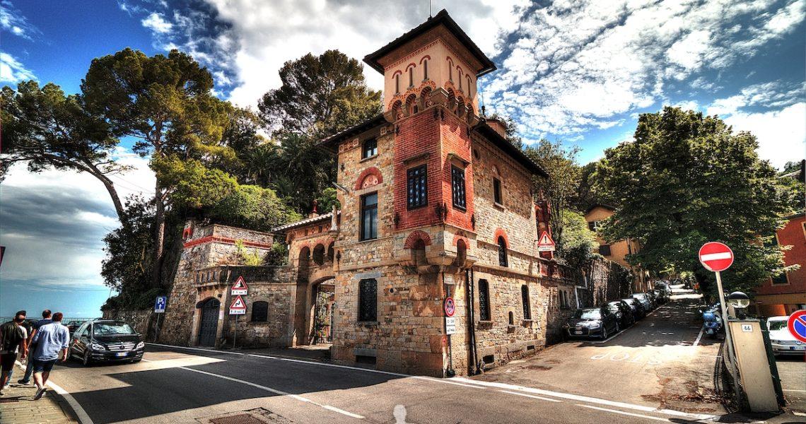 Villa o castello a Santa Margherita LigureVilla o castello a Santa Margherita Ligure