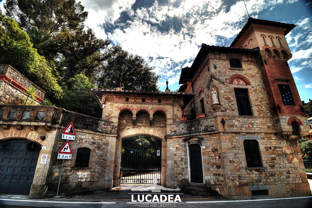 Villa o castello a Santa Margherita Ligure