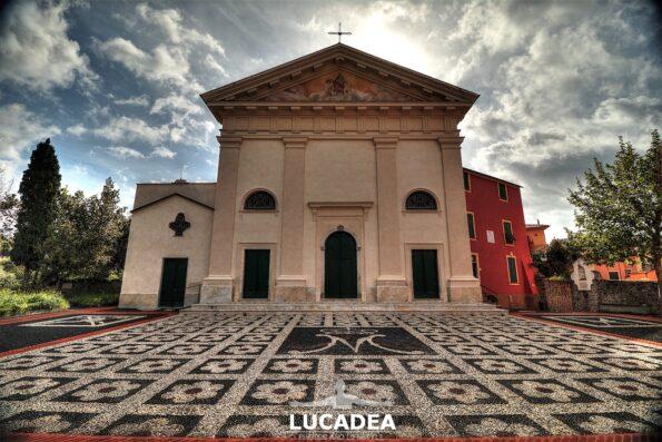 La chiesa di Santa Sabina a Trigoso