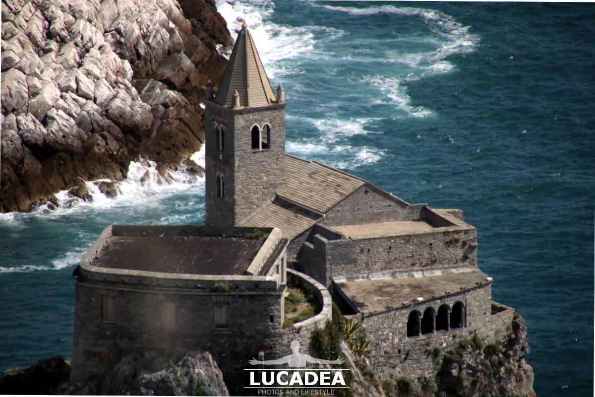 La Chiesa di San Pietro a Portovenere
