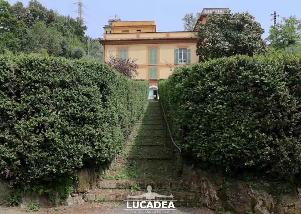 Villa Bo Scribanti a Sestri Levante