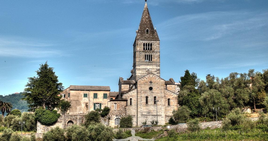 La Basilica dei Fieschi a Cogorno