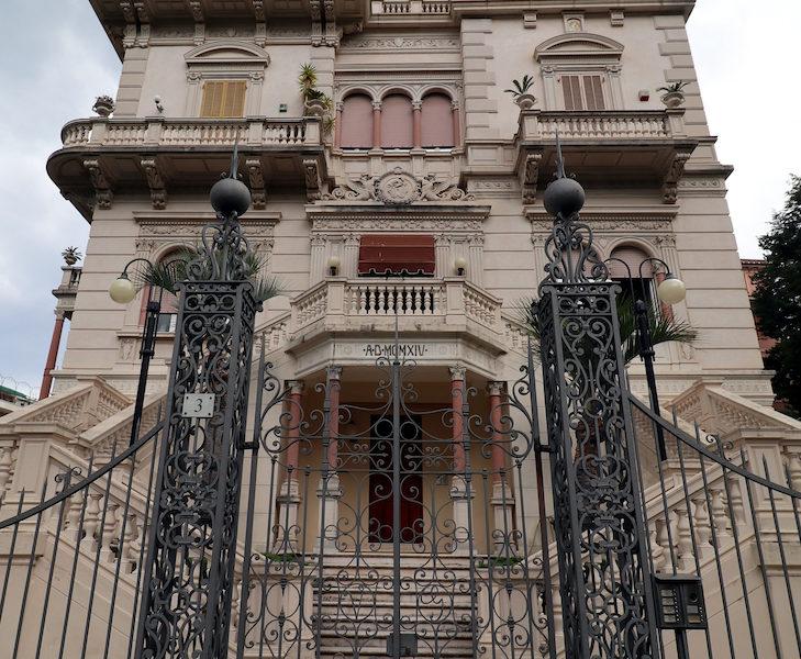 Villa Giorgi a Chiavari