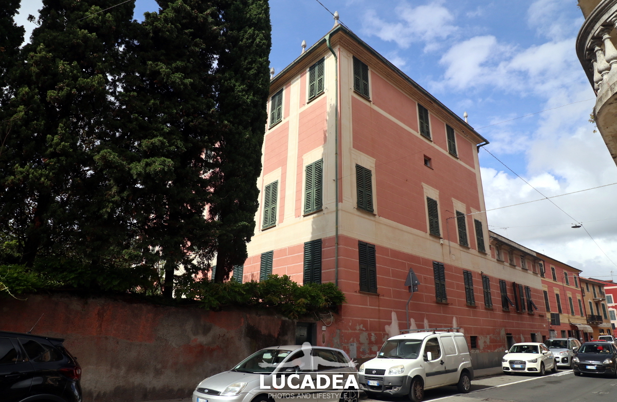 Villa Sertorio a Sestri Levante